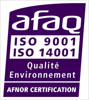 Certification ISO 14001 - AFAQ