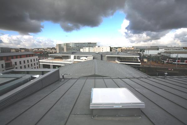 Lanterneau Passadôme pour accès toiture
